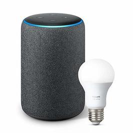 Echo Plus (2nd Gen) Bundle with Philips Hue Bulb