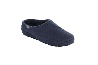 L.L.Bean Women's Sweater Fleece Slipper Scuffs