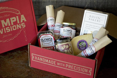 Olympia Provisions Euro Entertainer Box