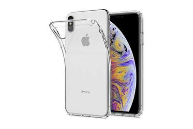 Spigen Liquid Crystal for iPhone XS Max