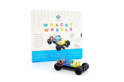Circuit Cubes Whacky Wheels
