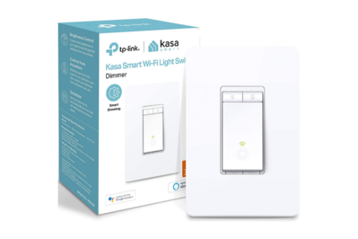 TP-Link Kasa Smart Wi-Fi Light Switch Dimmer HS220