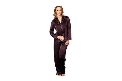 Julianna Rae Natalya Silk Pajamas