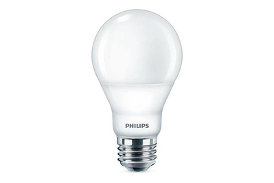 Philips 60W Equivalent A19 Dimmable Energy Saving LED Light Bulb Daylight
