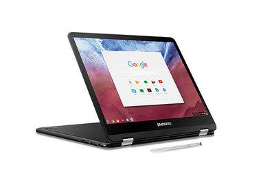 Samsung Chromebook Pro with Backlit Keyboard
