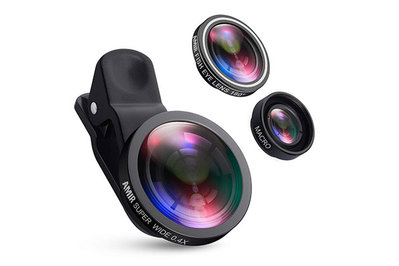 Amir 3-in-1 Phone Lens Kit
