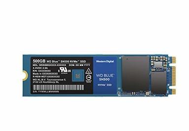 Western Digital WD Blue SN500