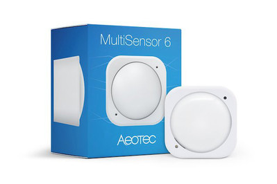 Aeotec MultiSensor 6 (Z-Wave Plus)