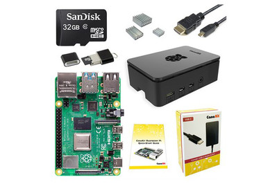 Raspberry Pi 4 2 GB starter kit