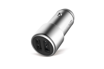 ZMI PowerCruise C2 36-Watt Dual USB Car Charger with QC 3.0