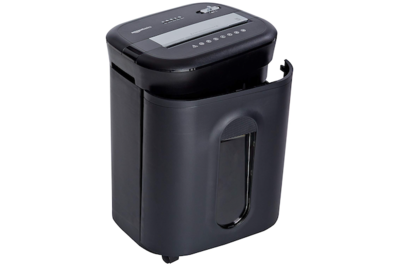 AmazonBasics 15-Sheet Cross-Cut Paper/CD/Credit-Card Shredder