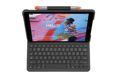 Logitech Slim Folio for iPad (7th generation)