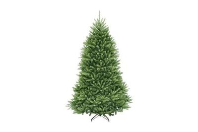 Home Accents Holiday 7.5-foot Unlit Dunhill Fir