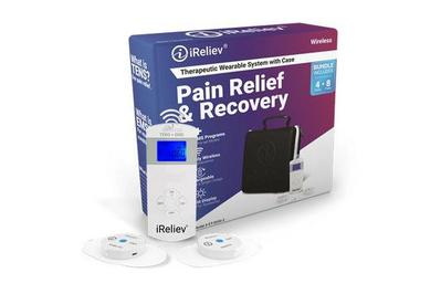 iReliev TENS + EMS Therapeutic Wearable System