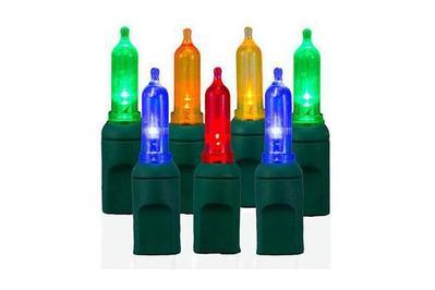Christmas Designers T5 Smooth LED Christmas Lights