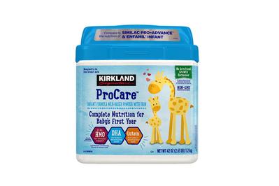 Kirkland Signature ProCare Non-GMO Infant Formula