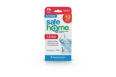 Safe Home Do-It-Yourself Lead in Drinking Water Test Kit