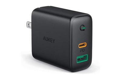 Aukey Focus Duo 30W Dual-Port PD Charger (PA-D1)