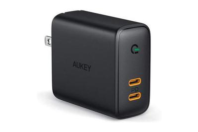 Aukey Focus Duo 36W Dual-Port PD Charger (PA-D2)