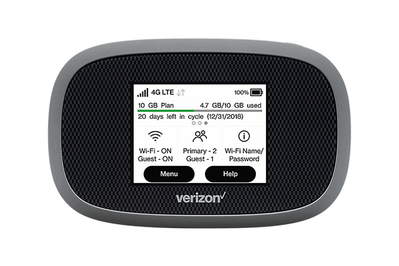 The Best Wi Fi Hotspot For 2021 Reviews By Wirecutter