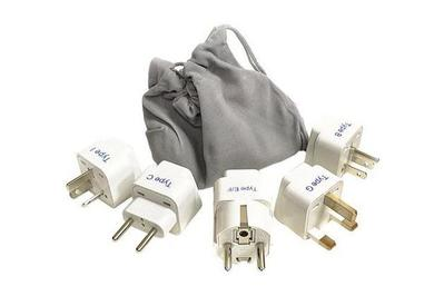 Ceptics Plug Adapter Set