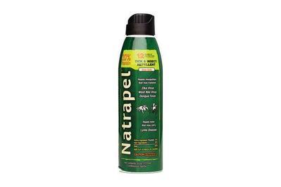 Natrapel Tick and Insect Repellent (aerosol spray)