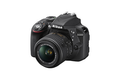Nikon D3300 with Zoom Lens
