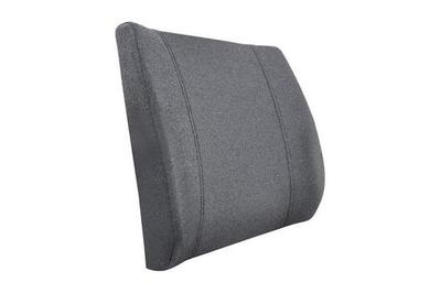 AmazonBasics Memory Foam Lumbar Back Support Pillow