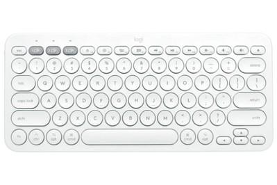 Teclado Bluetooth multidispositivo Logitech K380 para Mac