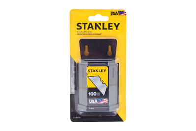 Stanley Heavy-Duty Utility Blades (100-pack)