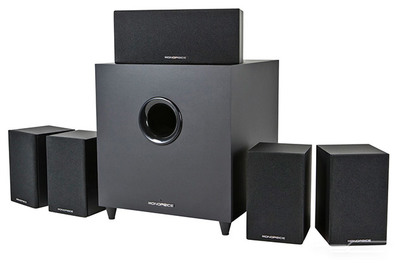 Monoprice Premium 5 1-Ch  Home Theater System 10565