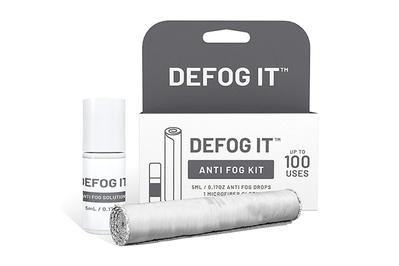 Ultra Clarity Defog It Anti-Fog Kit