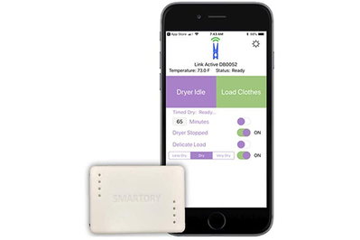 SmartDry Wireless Laundry Sensor