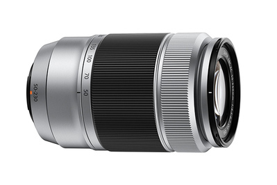 Fujifilm XC 50-230-mm F4.5-6.7 Silver Camera Lens