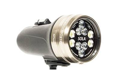 Light & Motion Sola 2100 Video Light - Spot & Flood