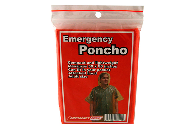 Emergency Zone Emergency Poncho
