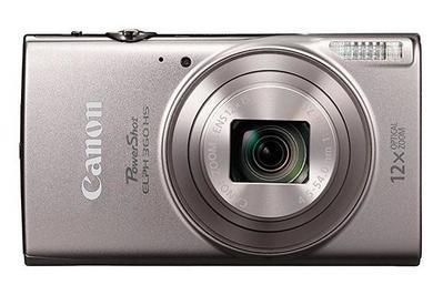 Canon PowerShot ELPH 360 HS