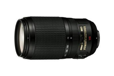 Nikon AF-S VR Zoom-Nikkor 70–300mm f/4.5–5.6G IF-ED