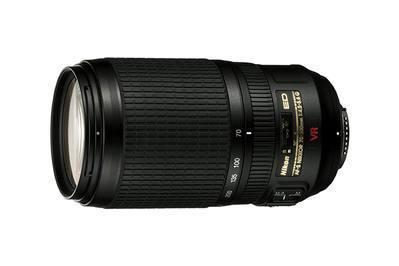 Nikon AF-S VR Zoom-Nikkor 70–300mm f/4.5–5.6G IF-ED