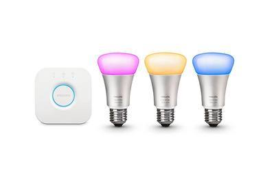 Philips Hue White and Color Ambiance A19 – Gen 3