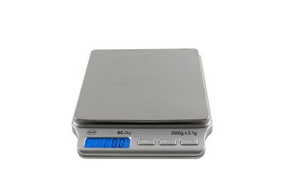 American Weigh Scales SC-2KG Digital Pocket Scale