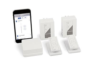 Lutron Caseta Wireless Smart Lighting Dimmer Kit