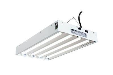 Hydrofarm Commercial T5 2FT 4 Tube Fixture