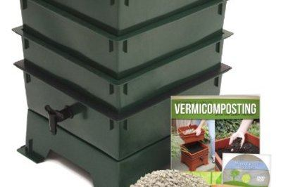 worm factory 3tray worm composter