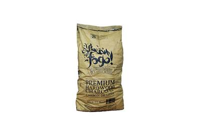 Fogo All Natural Premium Hardwood Charcoal (35 pounds)