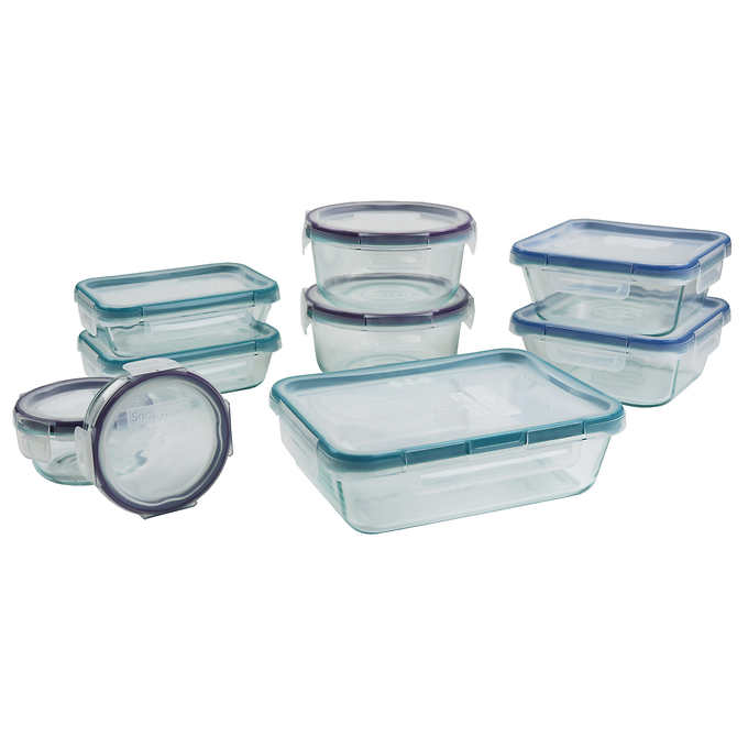 Pyrex Snapware Total Solution Food Keeper Set