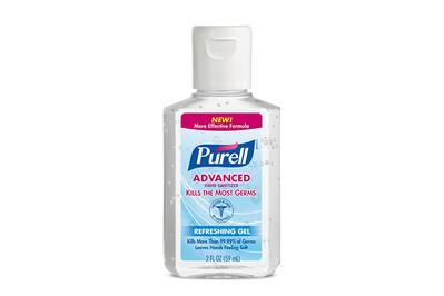 Purell Instant Hand Sanitizer, 2 Ounce (Pack of 12)