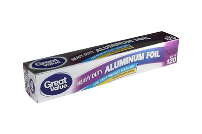 Great Value Heavy Duty Aluminum Foil