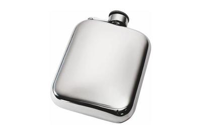 Kaufmann Mercantile Pewter Flask