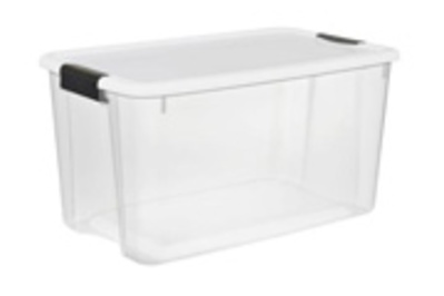Sterilite 70-Qt. Ultra Latching Storage Box (4-pack)